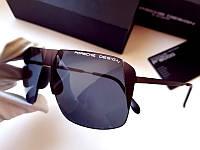 Брендовые мужские очки маска Porsche design P8638  -фирменный комплект