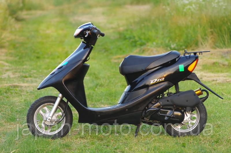 Хонда Дио34 (черный_6)