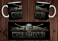 """Чашка """"World of Tanks"""" №2"""