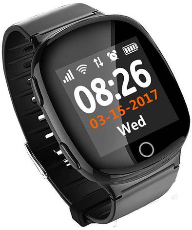 Смарт-часы UWatch D100 Black, фото 2