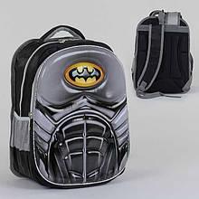 00210 Школьный рюкзак ортопедический Batman 3D рисунок