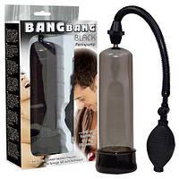 Вакуумная помпа для пениса Bang Bang black 519944