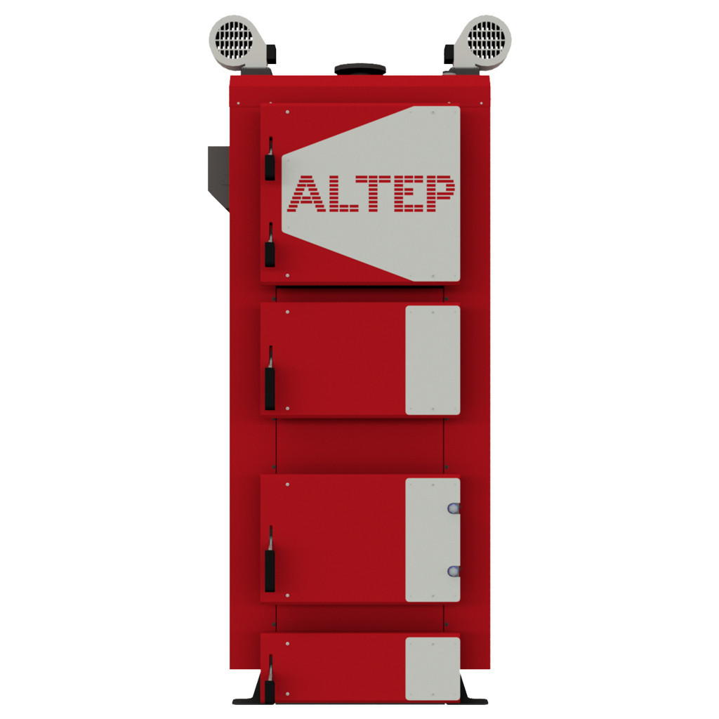 Твердотопливный котел Альтеп Duo Uni Plus 95 квт
