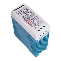 "Блок питания импульсный Mean Well на DIN-рейку 40W 12V (IP20, 3,33A) Series ""MDR"""