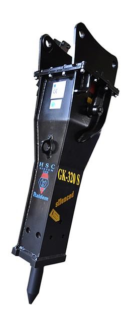 Гидромолот Italdem GK 320 S
