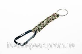 Брелок-паракорд Tramp для ключей, камуфляж TRA-234-khaki