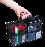 Органайзер для сумки ORGANIZE B003 черный