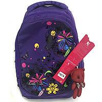 """Подростковый школьный качественный рюкзак """"Gorangd 1907"""""""