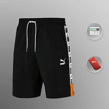 Мужские шорты Puma XTG Shorts 8 (Пума) черный