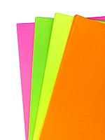 """Цветная бумага А4 """"Флуорисцент"""""""