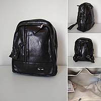 Рюкзак городской для девушки (девочки) кожазам размер 33x25x15