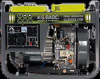 Дизельный генератор Könner&Söhnen KSB 8000DE АТSR (7,5 кВт), фото 1