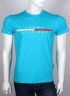 Модная мужская футболка TOMMY HILFIGER, фото 1