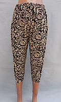 Капри, штаны (бриджи) женские бамбуковые Норма 44-52 разм розн, опт