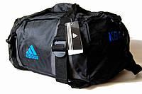 Спортивная сумка Adidas. Сумка рюкзак. Дорожная сумка. Сумки адидас.