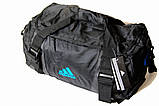 Спортивная сумка Adidas. Сумка рюкзак. Дорожная сумка. Сумки адидас., фото 2