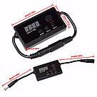 Аквариумный таймер контроллер освещения светодиодов Smart S2 PRO для LED светильников до 100W, фото 3
