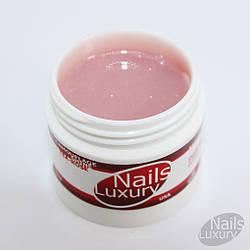 Гель для наращивания ногтейNails LuxuryUSA Camouflage Shine Tea-Rose