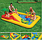 Детский игровой надувной центр.Водный детский надувной центр.Бассейн с горкой Intex., фото 2