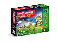 Конструктор Magformers Neon Color Set, 60 эл. (703003), фото 1