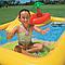 Детский игровой надувной центр.Водный детский надувной центр.Бассейн с горкой Intex., фото 3