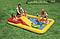 Детский игровой надувной центр.Водный детский надувной центр.Бассейн с горкой Intex., фото 5