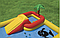 Детский игровой надувной центр.Водный детский надувной центр.Бассейн с горкой Intex., фото 8