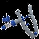 Шприц ветеринарный автоматический (высокопрочный пластик, фото 2