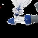 Шприц ветеринарный автоматический (высокопрочный пластик, фото 3