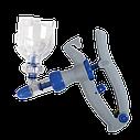 Шприц ветеринарный автоматический (высокопрочный пластик, фото 4