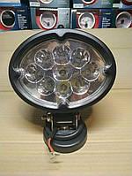 Светодиодные фары 27w 16-27 дальний свет