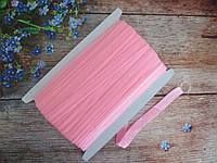 Бейка-резинка для повязок, розовый, 15 мм, фото 1