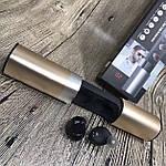 Беспроводные наушники блютуз гарнитура Wi-pods S2 Bluetooth 5.0 наушники водонепроницаемые GOLD, фото 2