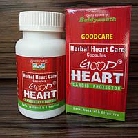 Гуд Харт Байдьянатх, Good Heart Baidyanath, 60 капсул, фото 1
