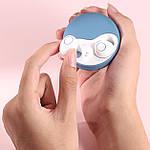 Беспроводные наушники блютуз наушники bluetooth гарнитура 5.0 Wi-pods K10 наушники с микрофоном Оригинал синие, фото 4