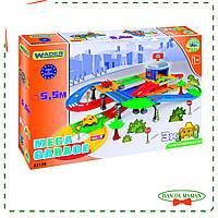 Детская парковка Мегагараж WADER 53130