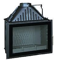 Чугунная печь INVICTA 800 Grand Angle с шибером