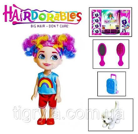 Кукла hairdorables series 2 , фото 2