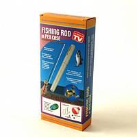 Удочка карманная Fishing Rod In Pen Case, в виде ручки