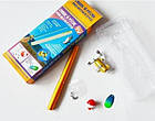 Удочка карманная Fishing Rod In Pen Case,в виде ручки, фото 2