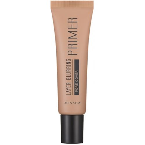 Основа под макияж,праймер корректирующий поры missha layer blurring primer (pore cover), фото 2
