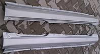 Пороги Ланос Сенс Lanos Sens производство ПОЛЬША / оцынкованые
