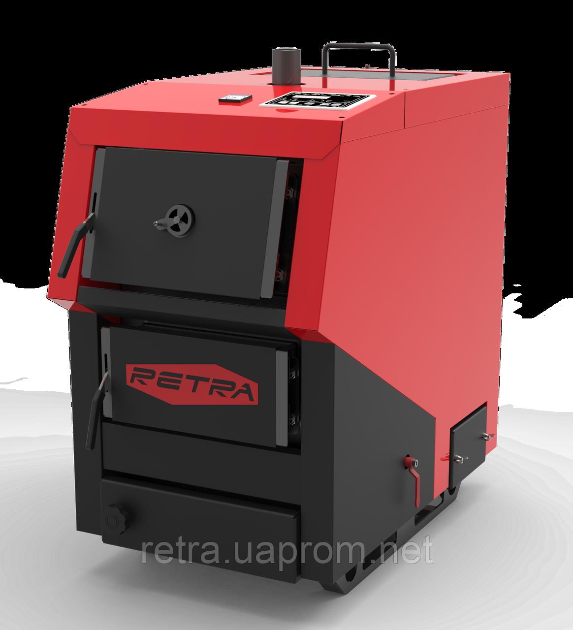 Котел твердотопливный Retra Light 25 кВт