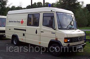 Стекло Mercedes Vario REX 86-96 L2 / L3 сплошное салона правое SafeGlass