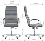 Кресло Фридом Хром Неаполь N-20, фото 10