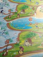 """Развивающий детский коврик """"Мадагаскар 2""""  2000/1200/12"""