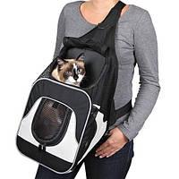 Trixie (Трикси) Savina Front Carrier Рюкзак переноска для собак и кошек до 10 кг (30 × 33 × 26 см)