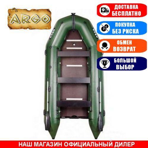 Лодка Argo AM-450K. Моторная, 4,50м, 8 мест, 1100/1100 ПВХ, сдвижные сиденья, жесткое днище, килевая. Надувная лодка ПВХ Арго АМ-450К;