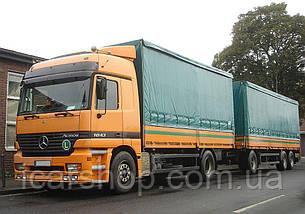 Стекло боковое переднее левое опускные Mercedes Actros 96-XYG