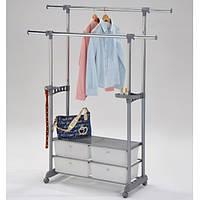 Стойка для одежды Onder Metal CH-4618 с ящиками